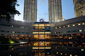 Suria Klcc At Night