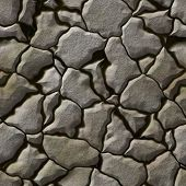 Seamless Stone Generated Hires Texture