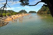 Kaiteriteri Beach Lagoon, New Zealand