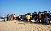 Marathon Race Cross Sand Hill
