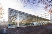 Tokyo, Japan - November 27 : Modern Workshop In Kanagawa Institute Of Technology