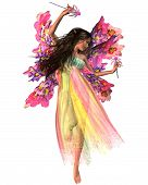 Flower Carnival Fairy