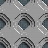Vector Seamless Lattice Background