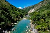 Gorgeous River Of Guatemala