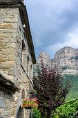 Beautiful View Of The Historic Town Of Papigo In Zagori Area, Northern Greece.