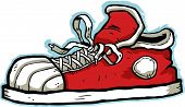 Cartoon Sneaker