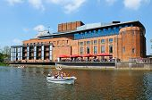 Royal Shakespeare Theatre, Stratford-Upon-Avon.