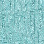 Vector Seamless Bright Wooden Patterns