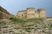 Bastion In Old Turkish Stronghold Akkerman (white Fortress) On The River Bank In Belgorod-dnestrovsk