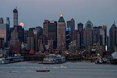 Super Moon Along The Hudson
