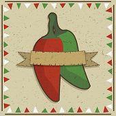 Chili Pepper Decoration