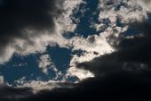 Storm Clouds Building In The Sky