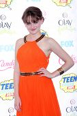 LOS ANGELES - AUG 10:  Joey King at the 2014 Teen Choice Awards at Shrine Auditorium on August 10, 2014 in Los Angeles, CA