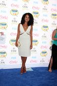 LOS ANGELES - AUG 10:  Aisha Dee at the 2014 Teen Choice Awards at Shrine Auditorium on August 10, 2014 in Los Angeles, CA