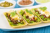 pic of shredded cheese  - Beef Tacos  - JPG