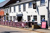 Town centre pub, Stratford-upon-Avon.