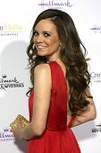 LOS ANGELES - JAN 8:  Rachel Boston at the Hallmark TCA Party at a Tournament House on January 8, 2014 in Pasadena, CA