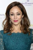 LOS ANGELES - JAN 8:  Autumn Reeser at the Hallmark TCA Party at a Tournament House on January 8, 2014 in Pasadena, CA