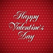Greeting Card - Happy Valentines Day