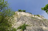 Rock Formation Near The Village Of Cherven, Bulgaria