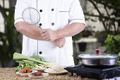 image of noodles  - Chef prepared cooking with noodle ingredient  - JPG
