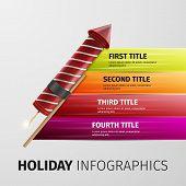 holiday infographics