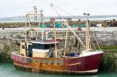 Rusty Old Trawler