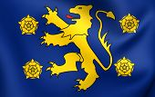 Kingdom Of Dyfed Flag