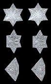 Star Of David Or Hexagram Diamond