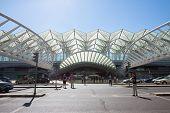 Lisbon, Oriente station