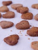 Heart Shaped Cookies