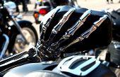 Mirror of Harley - Davidson