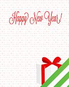 Happy New Year Letter With Present