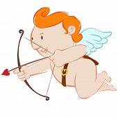 Cupid Little Angle