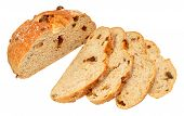 Walnut And Date Cob Bread