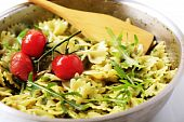 Farfalle With Pesto