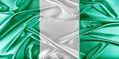 foto of nigeria  - Nigeria Flag - JPG