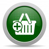 stock photo of cart  - cart icon shopping cart symbol  - JPG