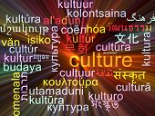 image of french culture  - Background concept wordcloud multilanguage international many language illustration of culture glowing light - JPG