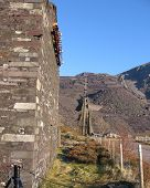 picture of slating  - Dinorwic Quarry - JPG