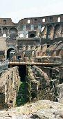 Coliseum From Inside